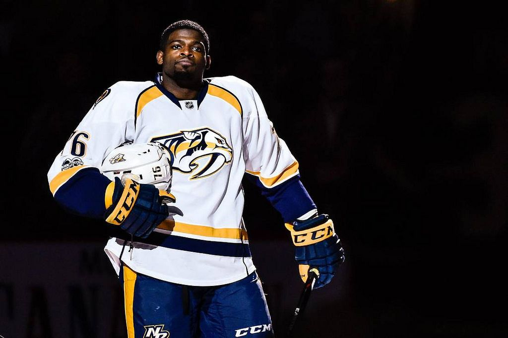 P.K. SUBBAN 2017 Champion, Big star, Hockey