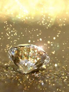 Gold Animated Gifs Raindrops And Roses Shine Bright Like A Diamond Gold Aesthetic