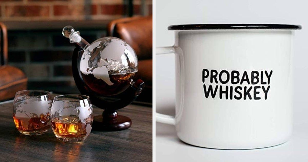 26 gifts for people who just really really love whiskey