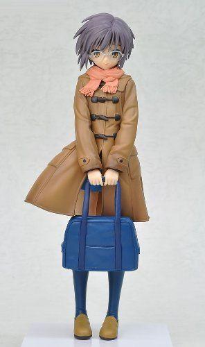 Clutching A Bag - Melancholy of Haruhi Suzumiya anime figure