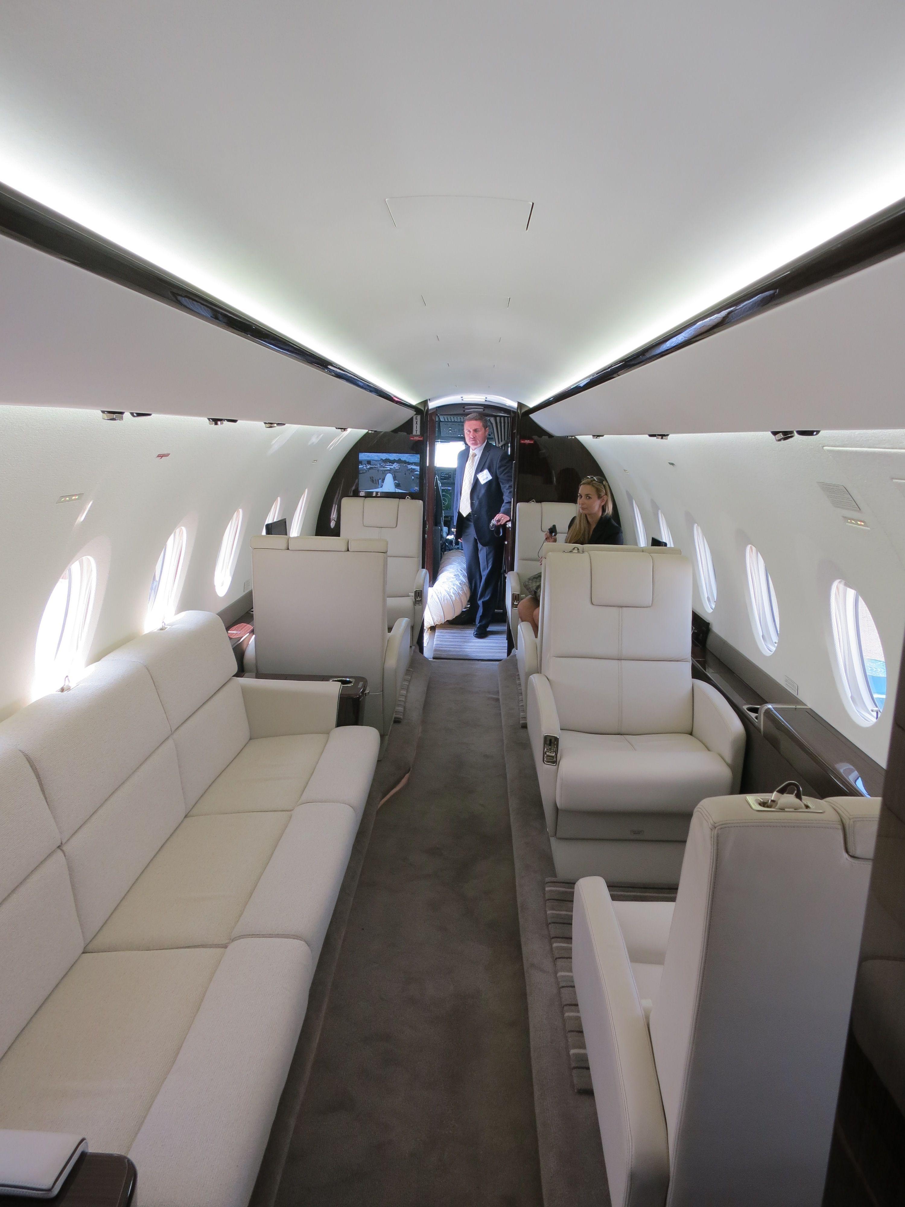 Gulfstream G650 Interior Bing Images
