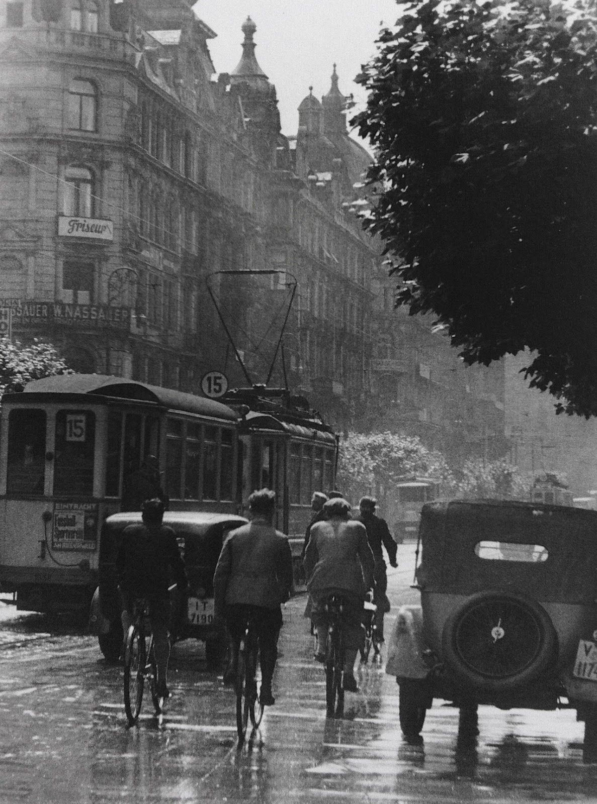 Paul Wolff Frankfurt 1930 Pictures Of Germany Photo Old Photos