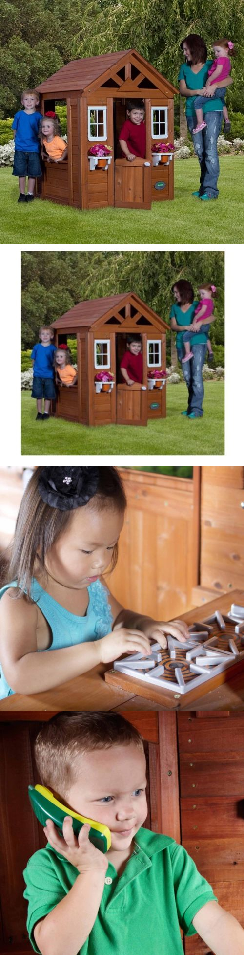 permanent playhouses 145995 children kids toddlers outdoor