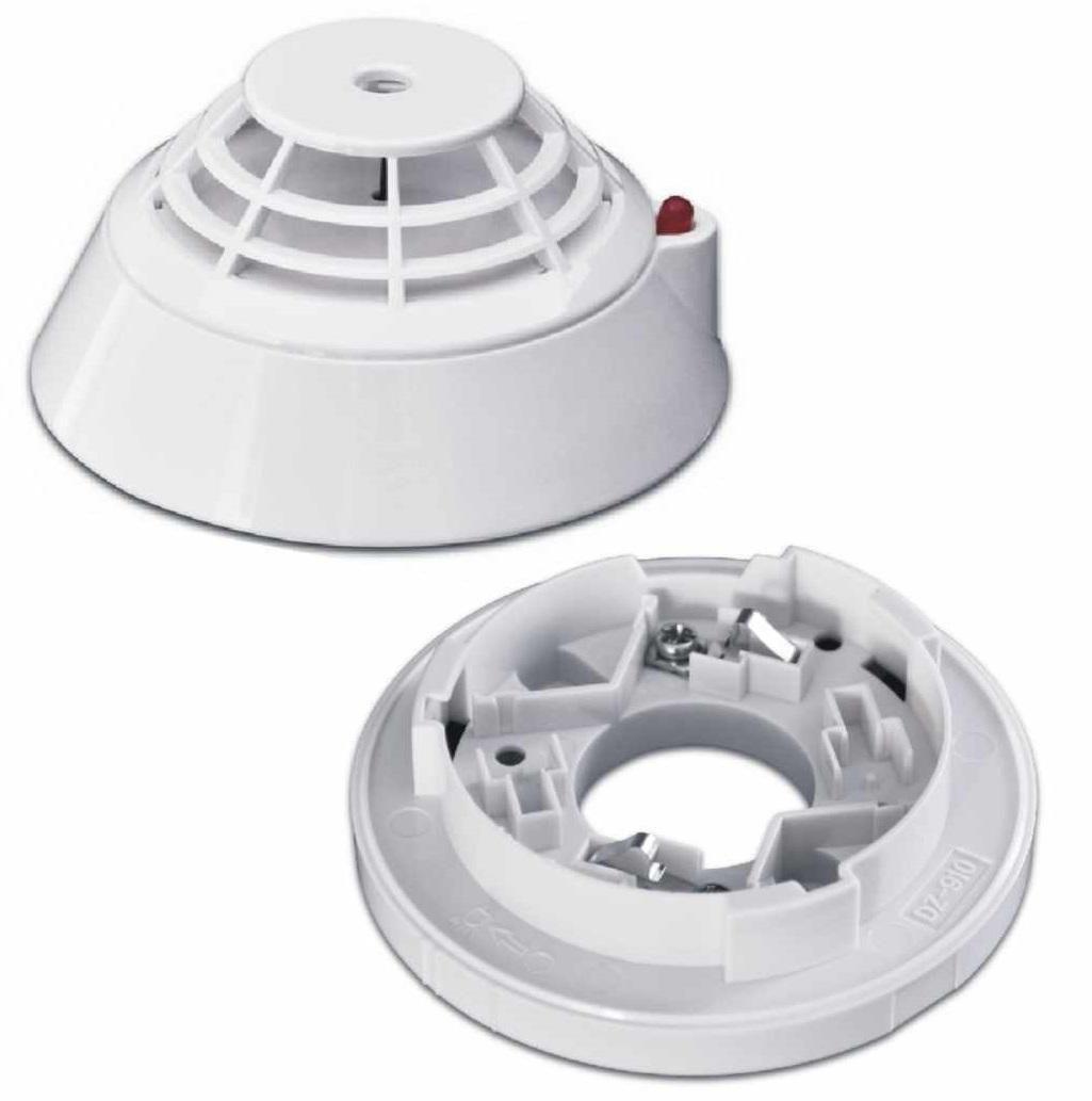 Unique Code Addressable Heat Detector Fire Alarm With Images Heat Detectors Fire Alarm Home Security Systems