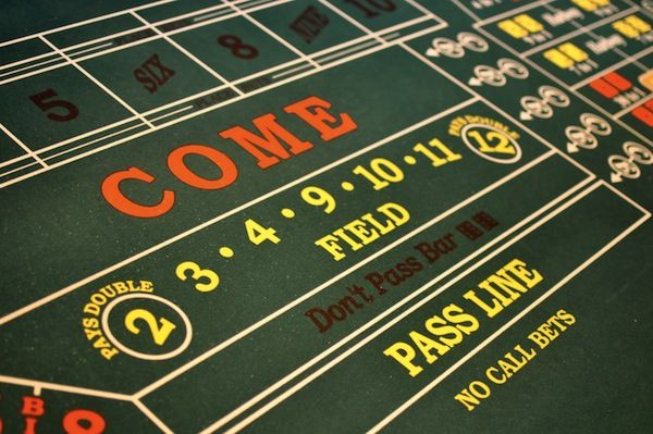 Easy Way To Play Craps