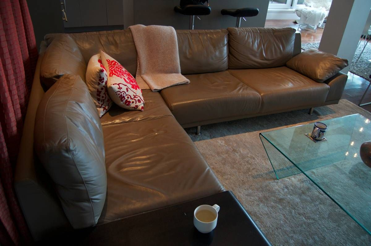 Boconcept Leather Sectional Corner Couch Couch Leather Sectional Corner Couch
