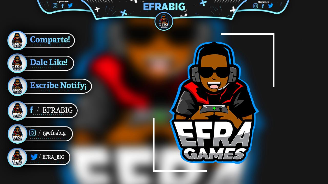 Stream Efra Big Facebook Gaming Big Game Streaming Youtube