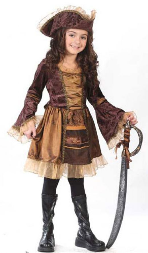 Pirate Halloween Costume Ideas | Girl pirate costumes ...
