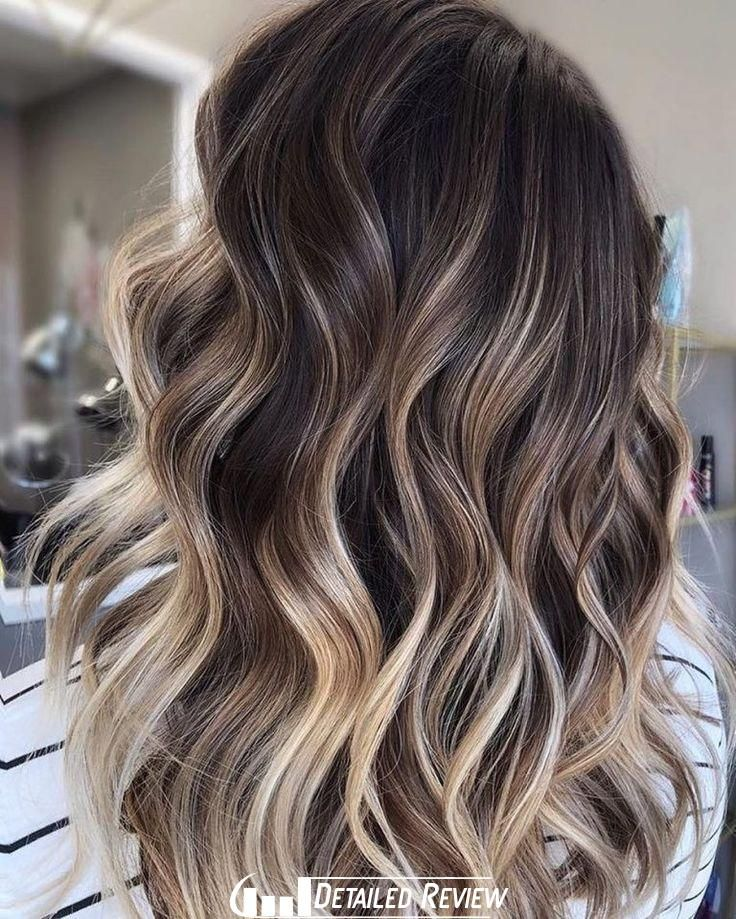 Fabulous Hair Color Ideas for Medium, Long Hair – Ombre, Balayage Hairstyles – #…