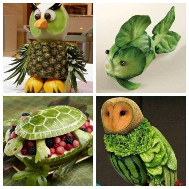 preciosos arreglos frutales ideas fantsticas fiestas infantiles