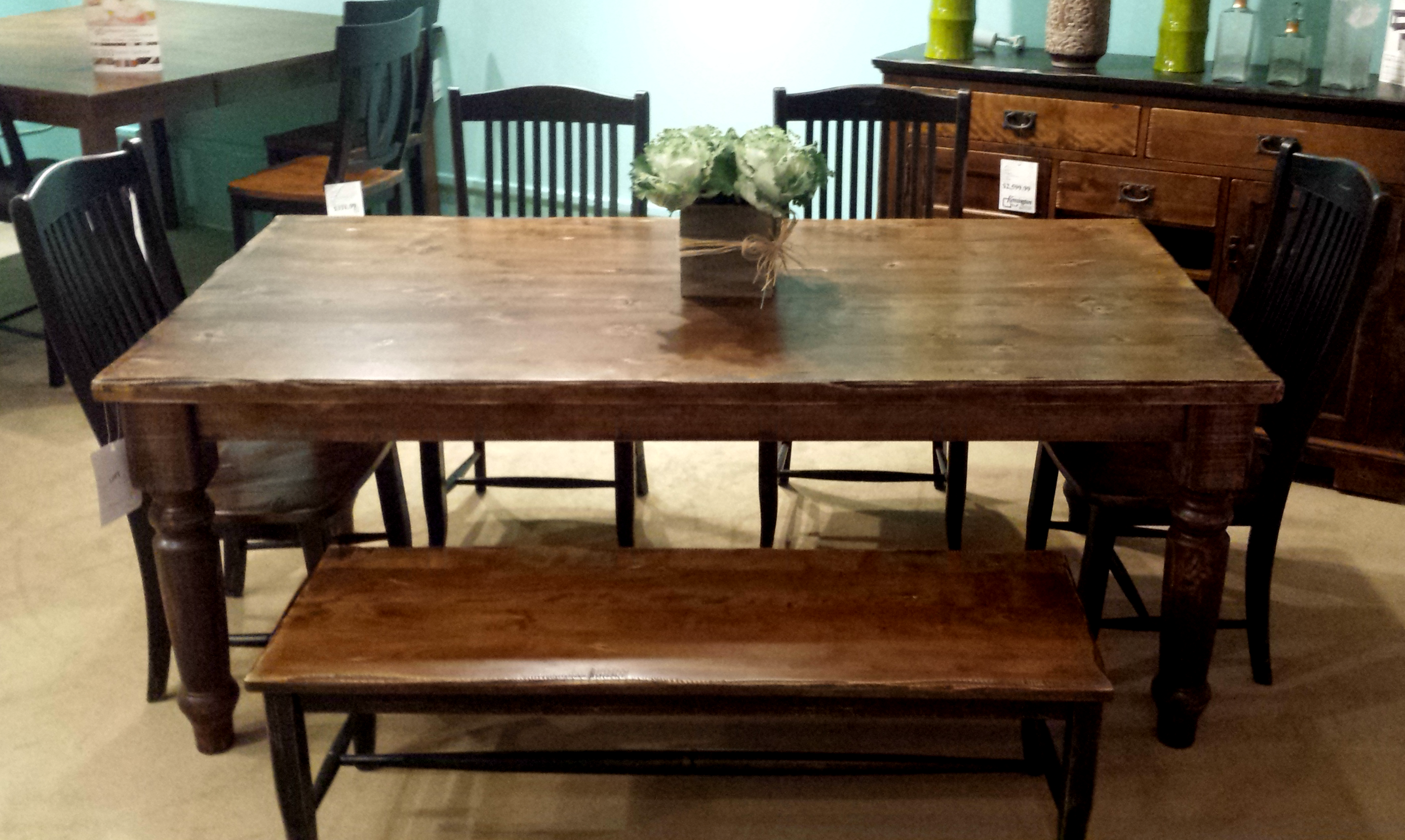 Use The Canadel Dining Tool Before Shopping For Dining Room