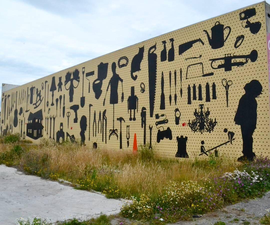 Graffiti wall christchurch -  Streetart Christchurch Newzealand Graffiti Graphics Mural Art
