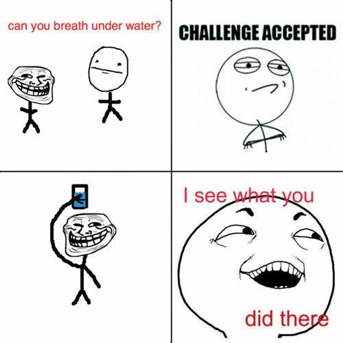 Trolling for yonks. Try this on your friends!