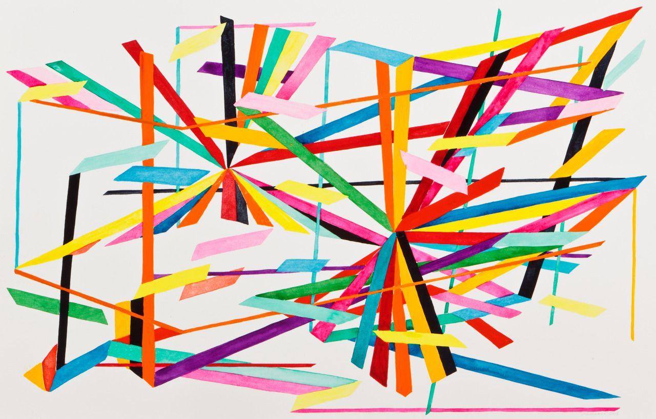 Hana Hillerova - Networks of Light 2013