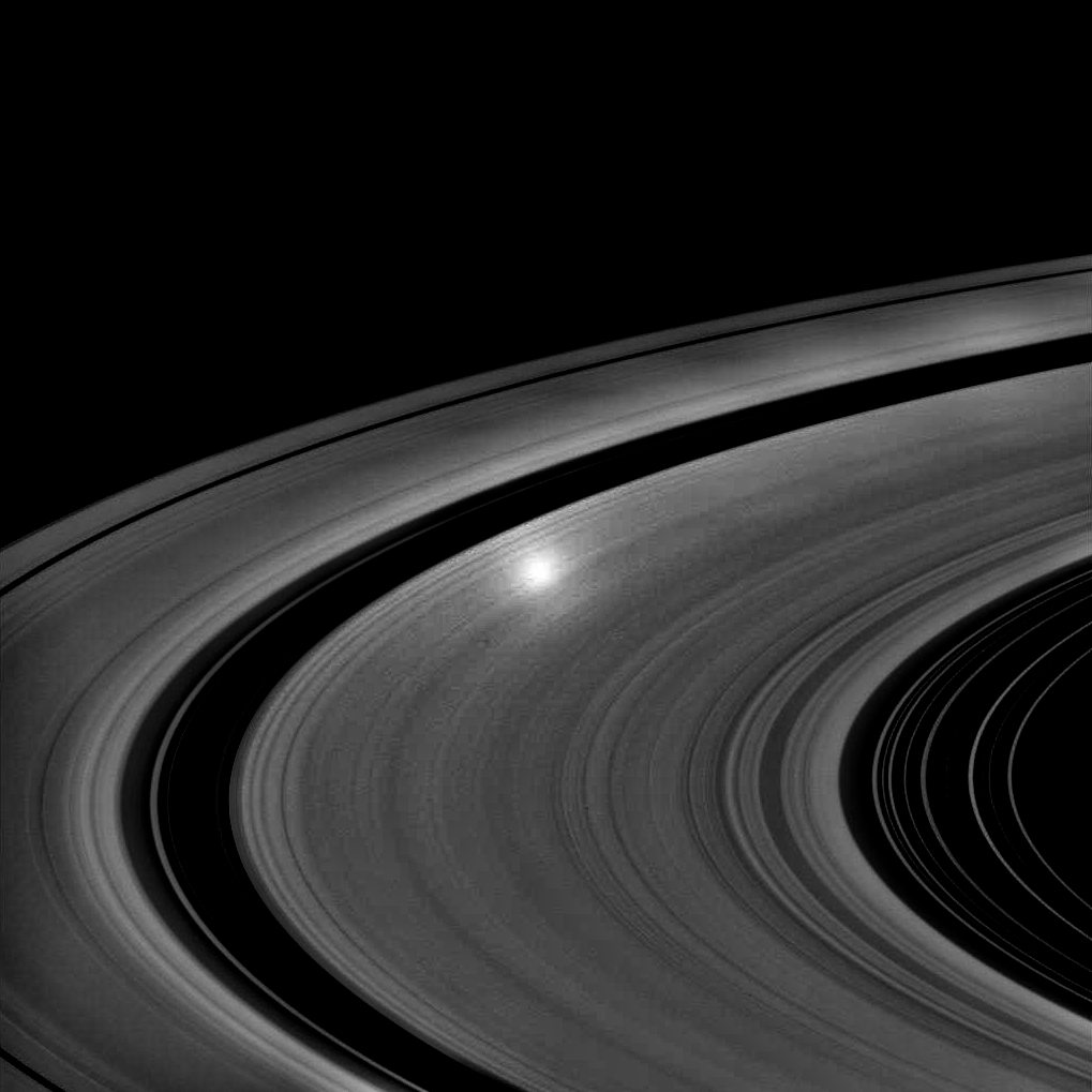 The Sun Shining Through Saturn S Rings 1019x1019 Http Ift Tt 2j2l86h Saturn Planetary Science Space And Astronomy