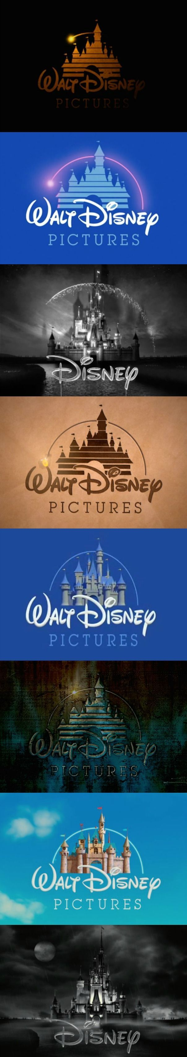 What Film Is This Disney Opening From