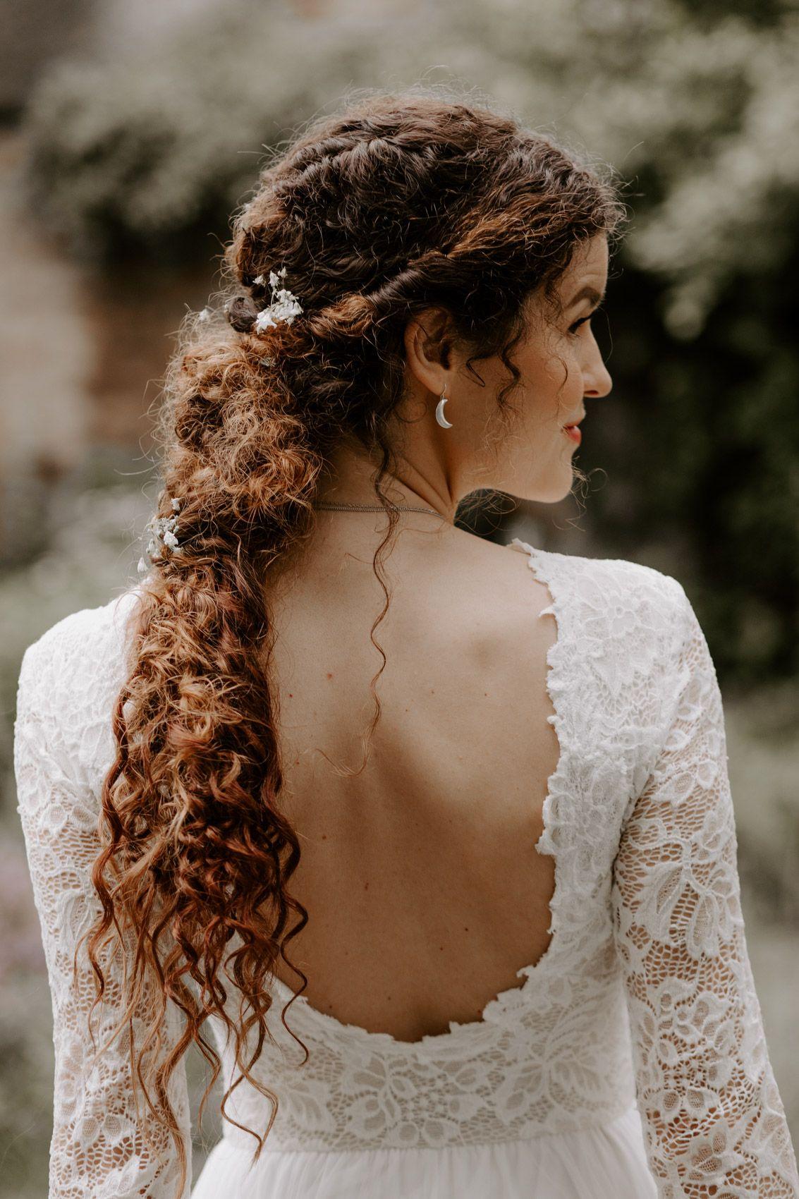 Pin em Penteados cabelo cacheado