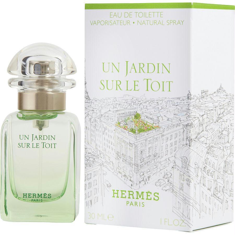 Un Jardin Sur Le Toit By Hermes Edt Spray 1 Oz Spray Fragrance