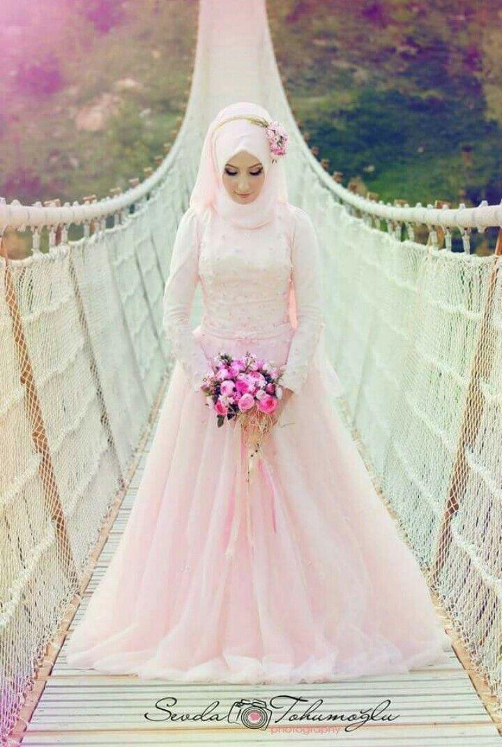 Pin By Hudy On El Izi Muslim Wedding Dresses Muslimah Wedding Muslim Wedding