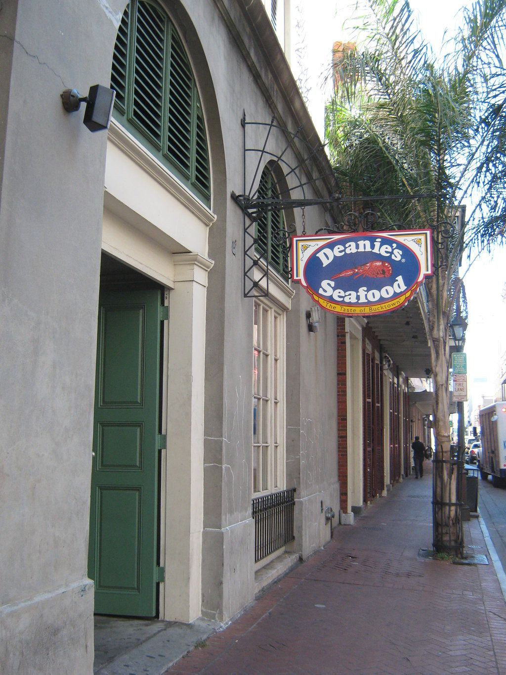 Italian Restaurant Design Quarter Deanie 39s Seafood New Orleans French Quarter Menu