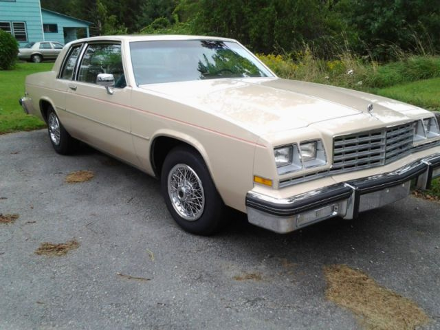 1981 Buick LeSabre Limited Edition