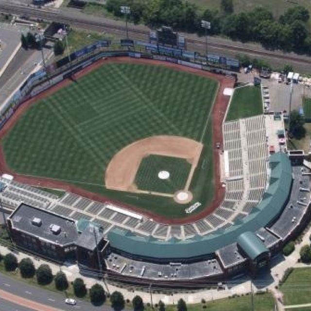 Ready For 4th Of July Game Somerset Patriots Ballpark Bridgewater Nj Minor League Baseball Stadium Patriots