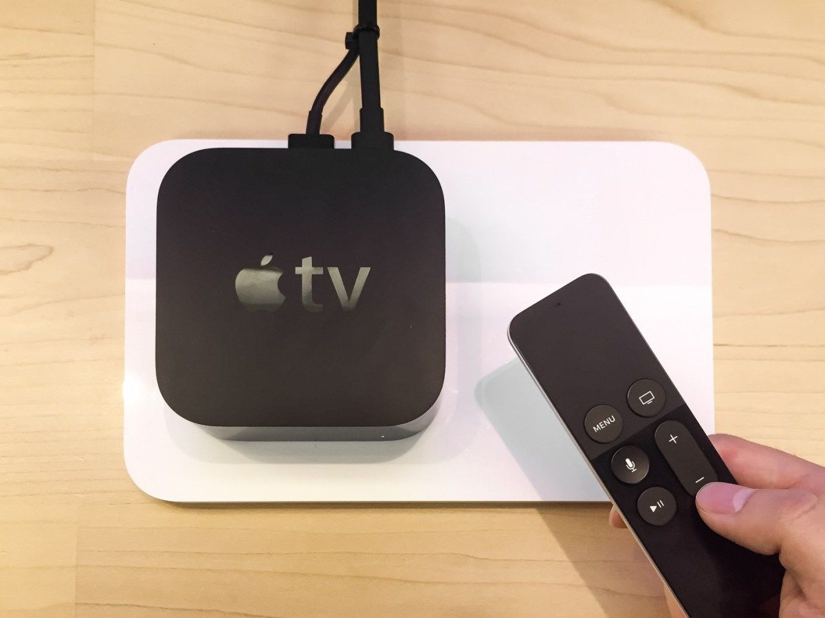 The Future Has Arrived The New Apple TV Apple tv, Tv