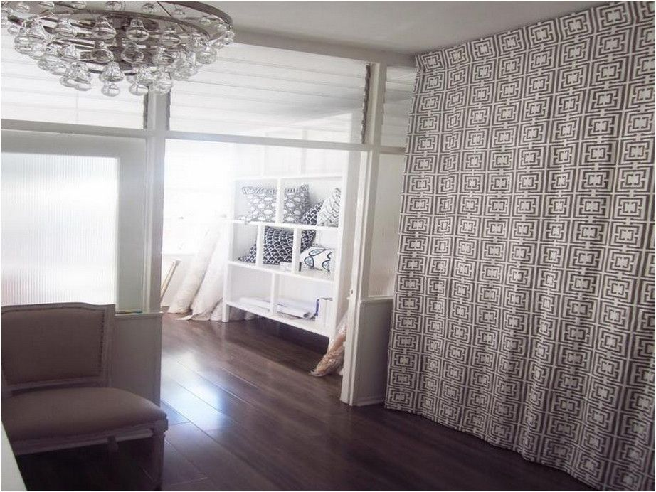 Beautiful And Unique Room Divider Curtains Room divider