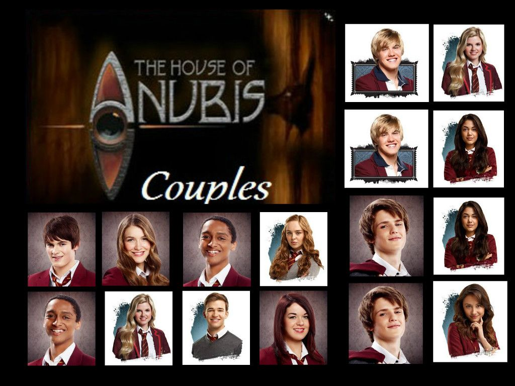 Every Couple On House Of Anubis That Every Dated House Of Anubis Anubis Nickelodeon