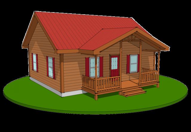 Pin On Prefab Cabins