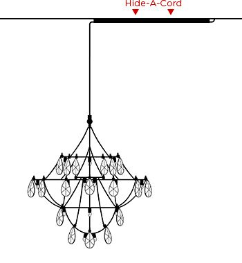 Chandelier swag hook how to choose a chandelier lightology swag chandelier swag hook how to choose a chandelier lightology aloadofball Image collections