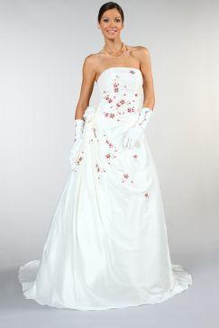 4e8bd2b0600 Robe de mariée PISTILANE de chez Tati mariage