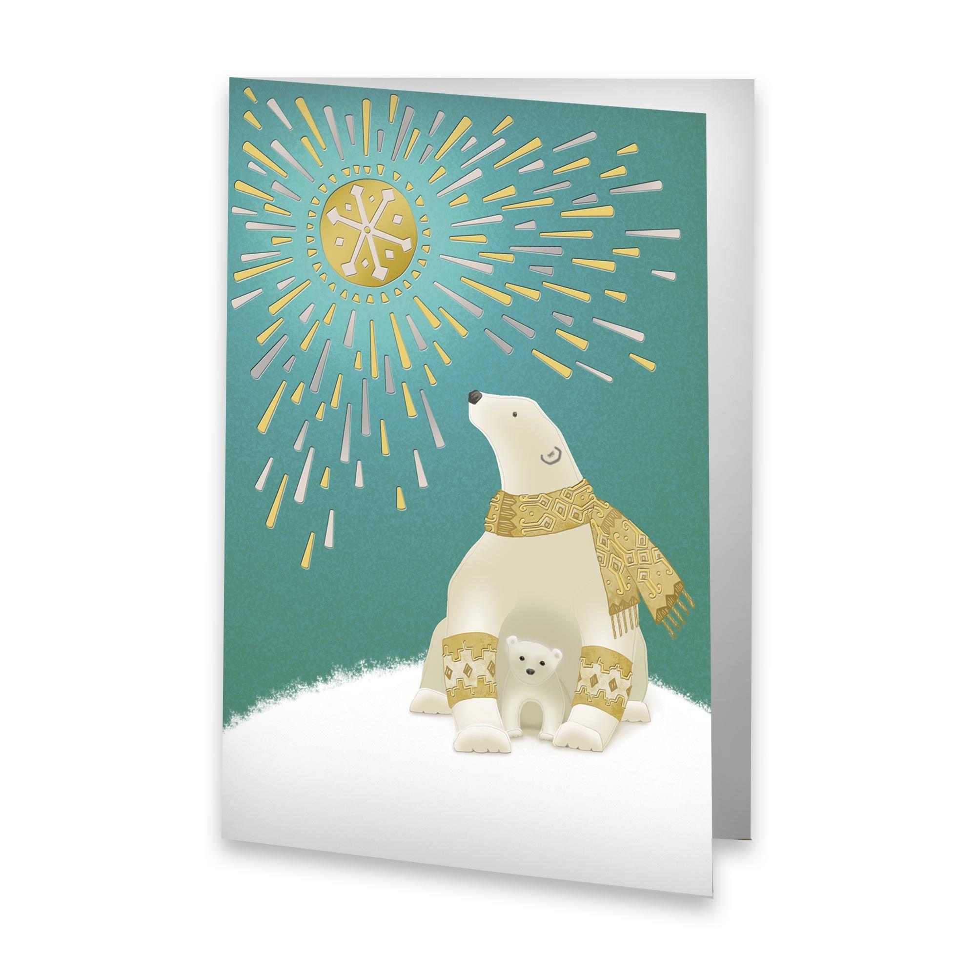 Polar Bears Unicef Celebrate Pinterest