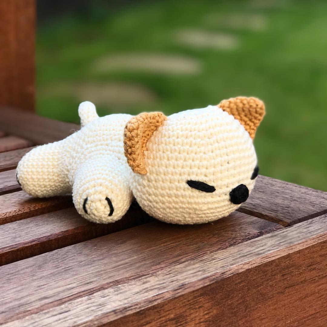Cute Kitty amigurumi pattern, easy and fun pattern! www.mariskavos ...