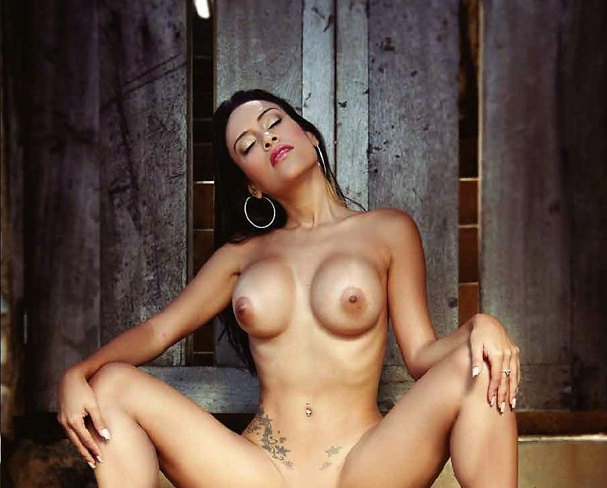 Yuvi Pallares Naked
