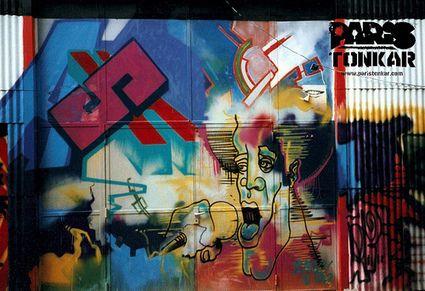 [ Paris Tonkar magazine ] #graffiti #streetart #urban #lifestyle: Ash + Jay BBC
