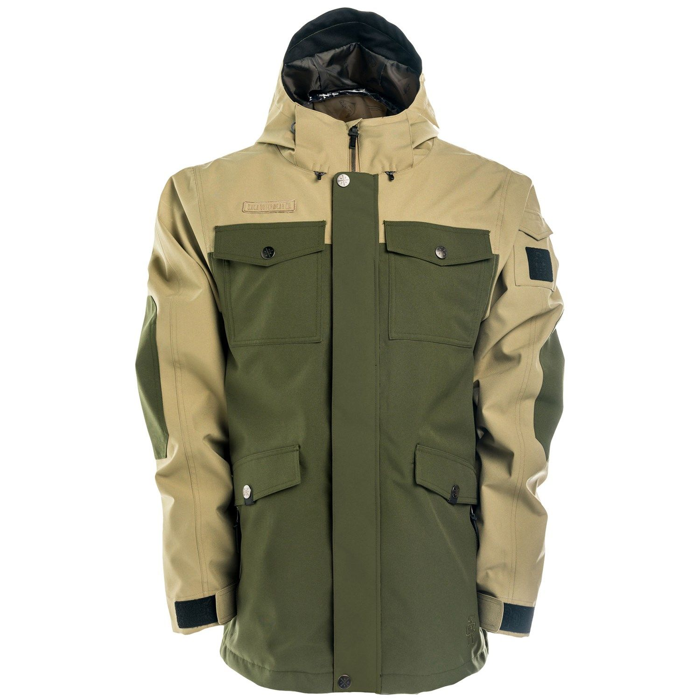 Saga Fatigue Jacket 2019 X Large Green Jackets Shell Jacket Outerwear [ 1500 x 1500 Pixel ]