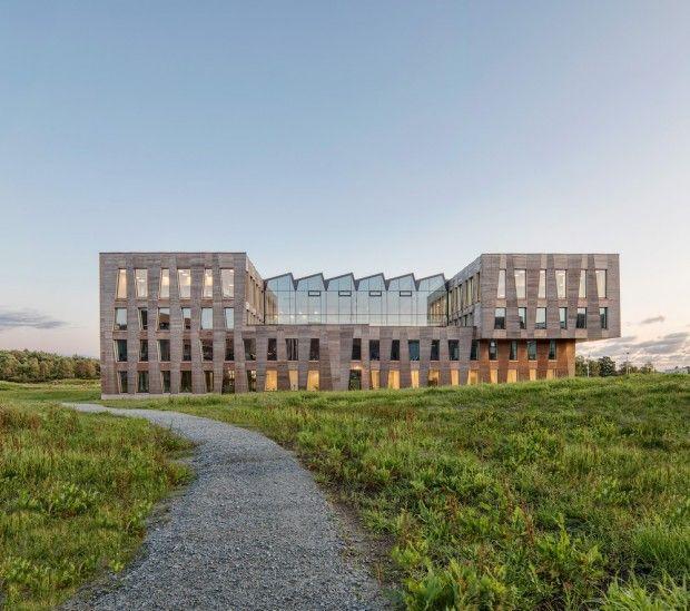 nice La Maison des Archives embrasse le design environnemental et la