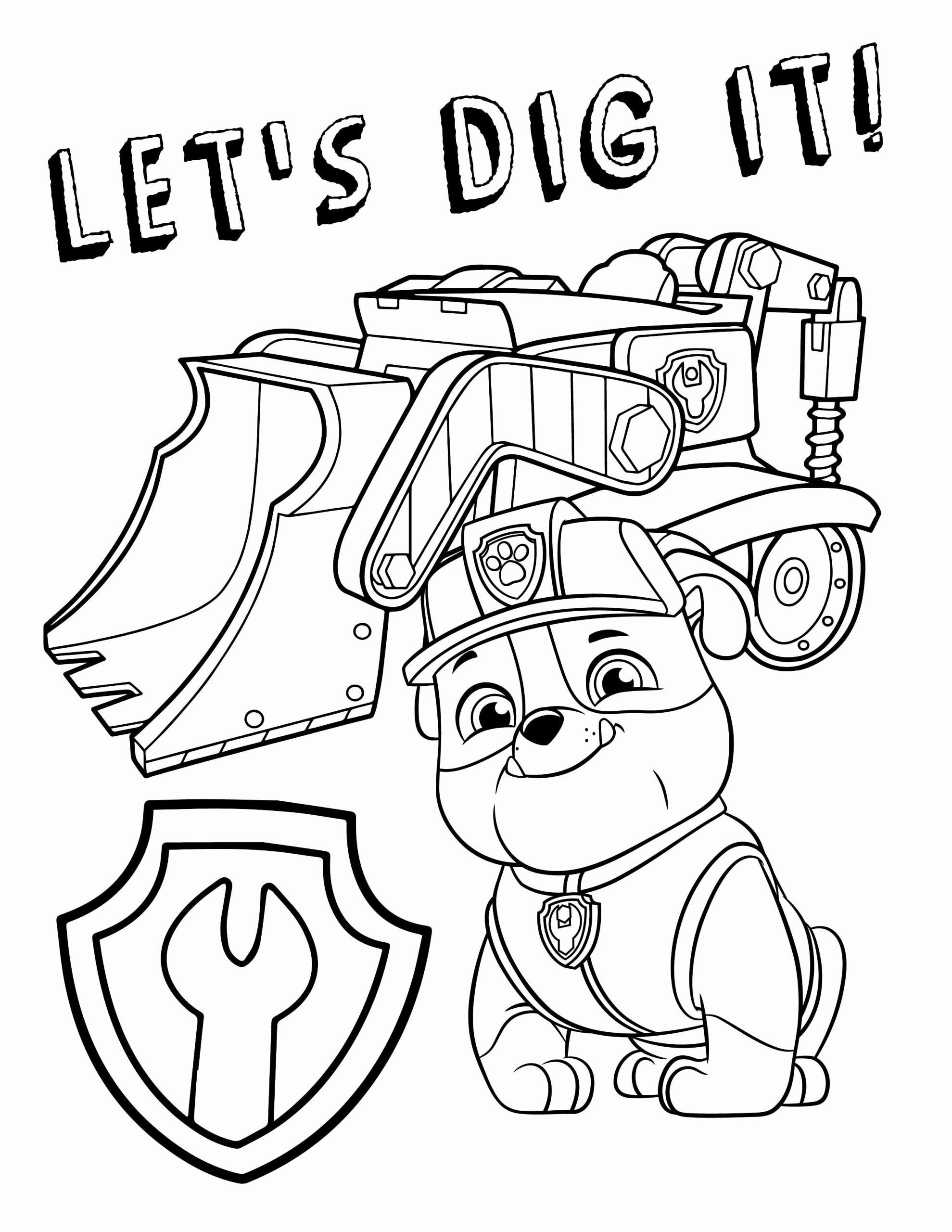 Paw Patrol Coloring Pages Halloween Collection