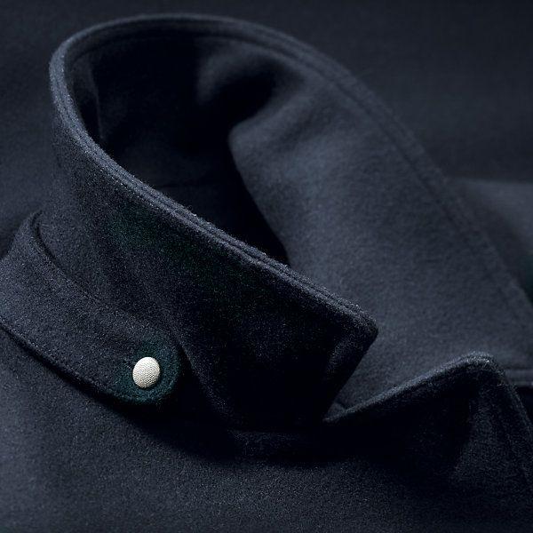 Armor lux Bretonische Kaban Jacke Damen, Blau | Durchblick
