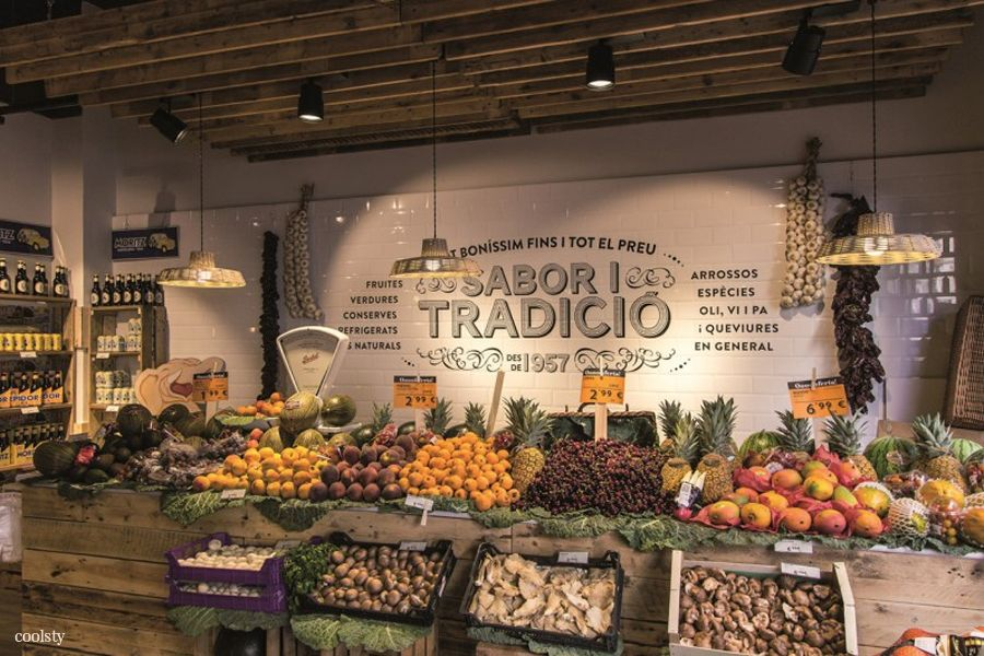 Sa2pe fruteria buscar con google shop food pinterest for Decoracion de fruterias