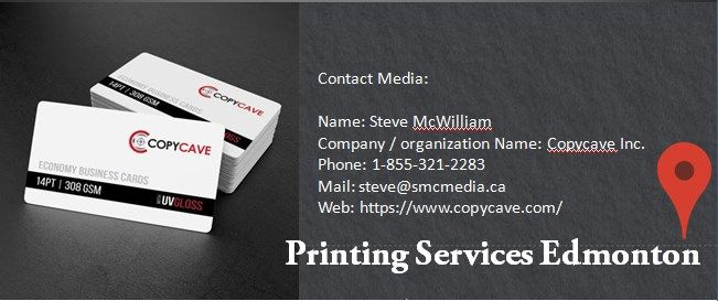 Copycave provide online business cards with an amazing corporate than your standard print shop in edmonton providing printing services including flyers banners door hangers business cards and more canada wide reheart Image collections