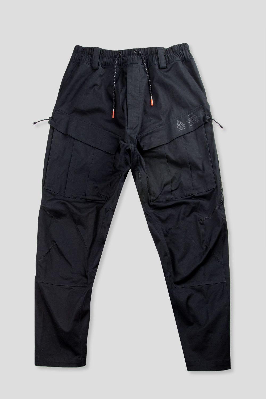 40f8f77e54ead NIKELAB ACG CARGO PANT BLACK | Functional in 2019 | Denim jacket men ...