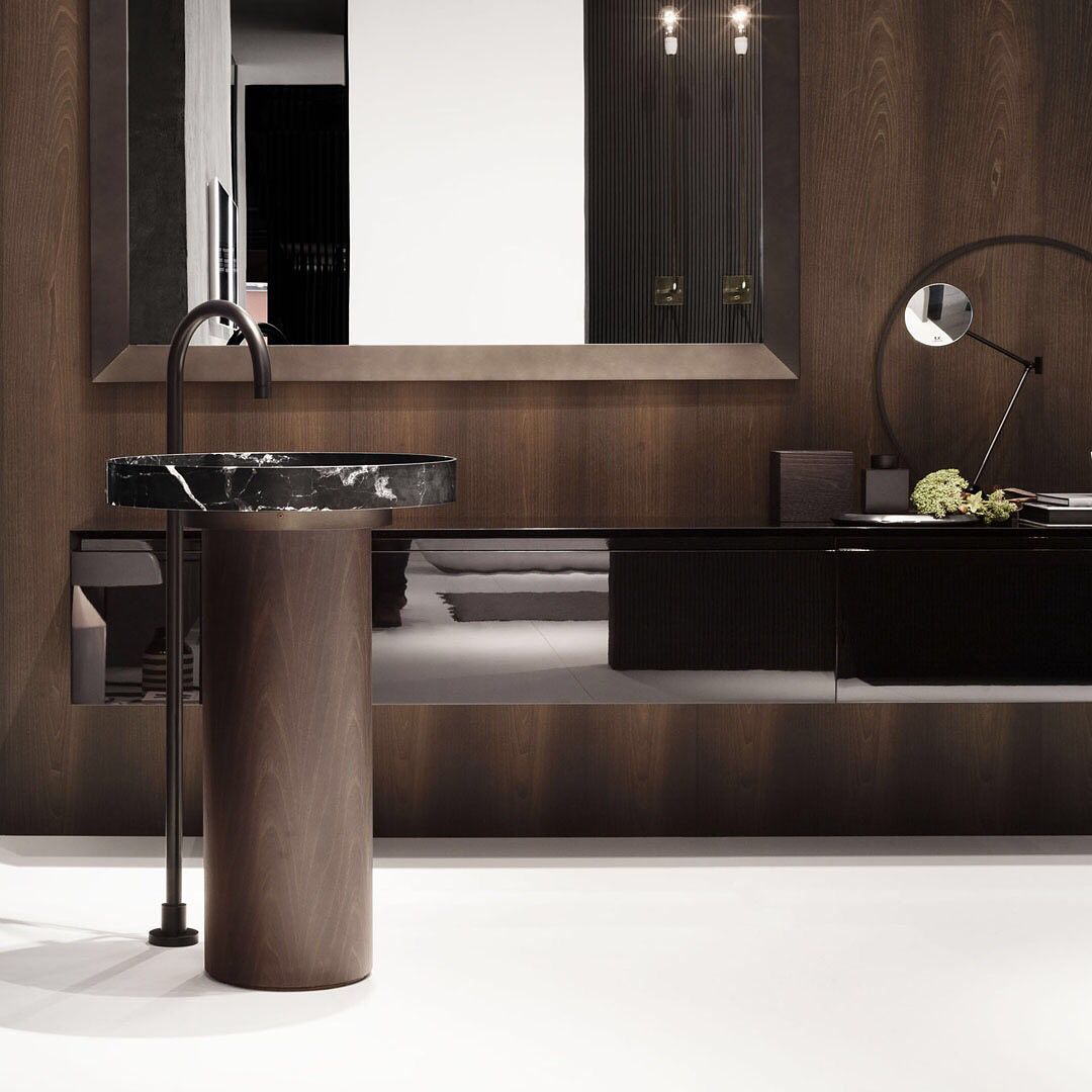 14 Exhilarating Contemporary Bathroom Storage Ideas Interer Vannoj Komnaty Interer Dizajn