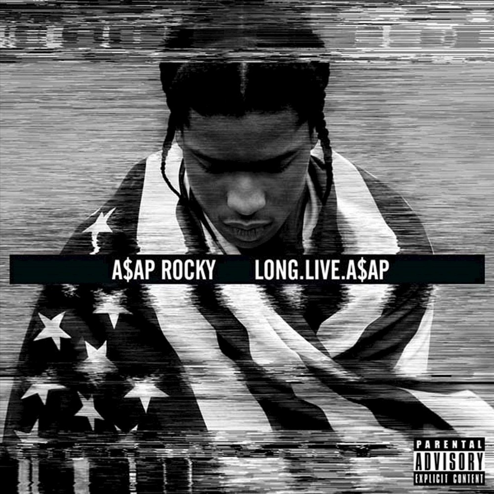 fbb67ef28f46 A$ap Rocky - Long Live Asap (Vinyl) | Products | Rap album covers ...