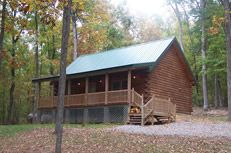 Southern Illinois   Woodland Retreat Cabins   Privately Owned, Adjacent To  The Shawnee National Forest