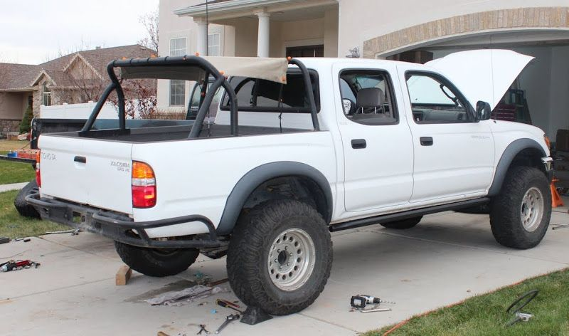 "Sixstringsteve's 2002 Double Cab ""Carlos"" build"
