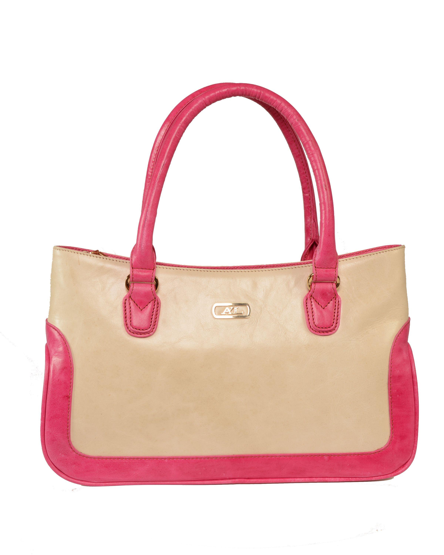 Dalston Leather Handbag From Ay Lazzaro