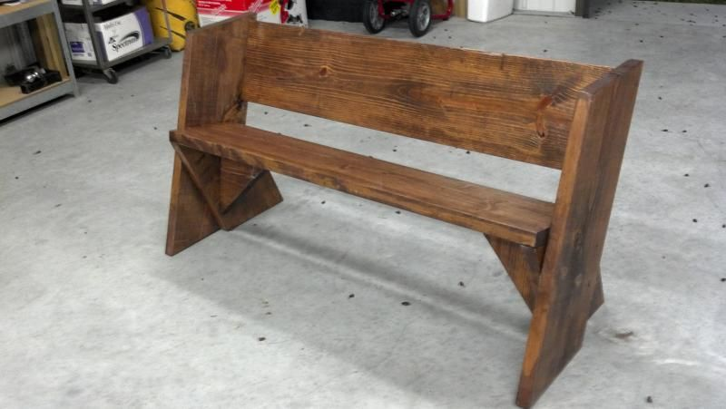 Remarkable Even Bigger Leopold Bench 2X12 Leopold Bench Wood Diy Pabps2019 Chair Design Images Pabps2019Com