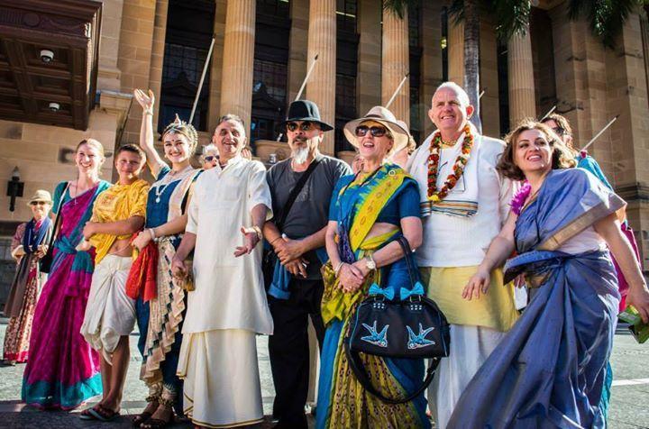 Brisbane Ratha-Yatra. Part 2. (Album with photos) See them here: https://goo.gl/s86eLp